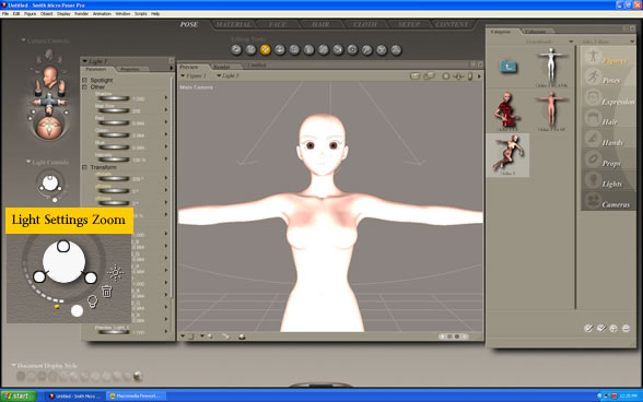 Tutorials Poser Rendering Tutorial 1 Step%201