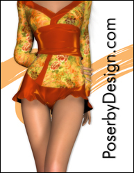 Tutorials Poser Rendering Tutorial 5 Tutorial%20Girl%20Ad%20framed